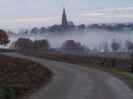 Vijlen in de mist