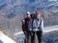 Training Monte Rosa 2013