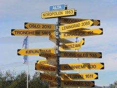 Vrijdag 21 aug. 2015 Noordkaap